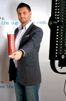 Shane Broesky, CEO